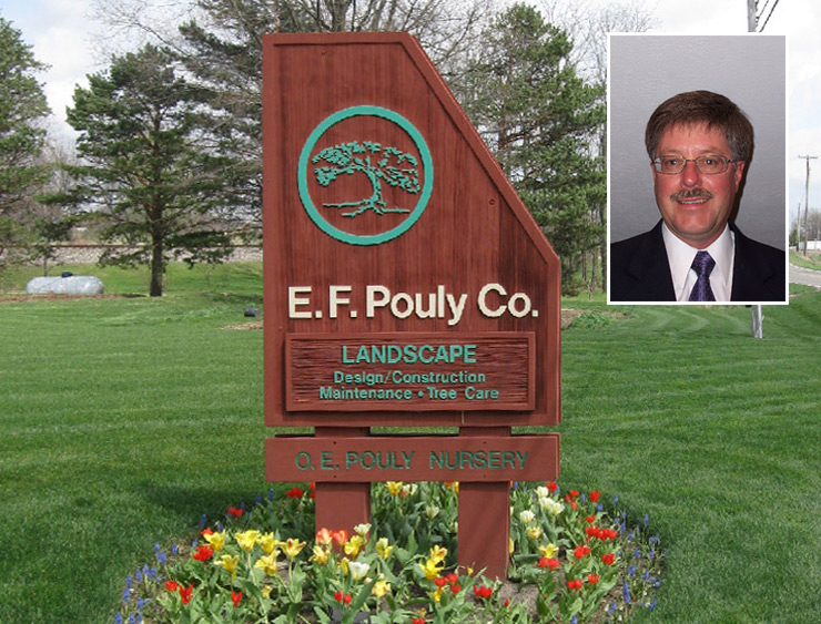 ef pouly landscaping and tree care in orrville ohio